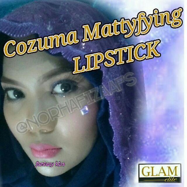 COZUMA MATTYFYING LIPSTICK  549a609fb1