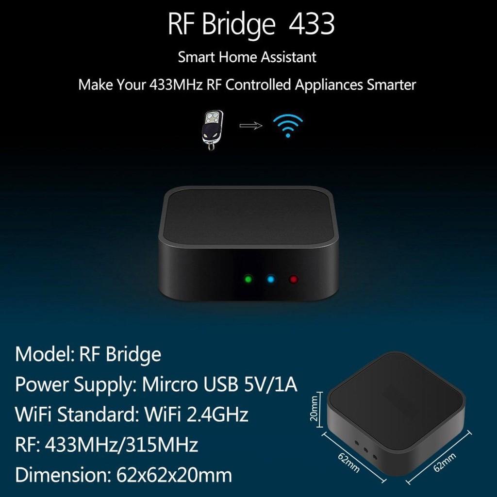 eWelink RF Bridge 433MHz