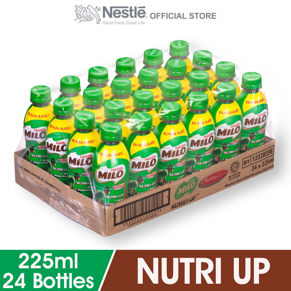 Milo 15kg Buy 2 Free Backpack Triangular Shopee Malaysia Susu 1 Kg Activ Go