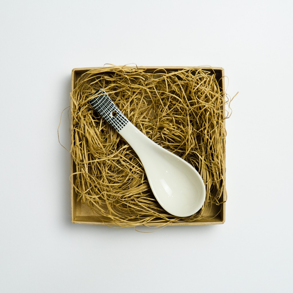 Japanese Style Ceramic Spoon Glazed Colour Spoon Tableware sudu 日式手工陶瓷汤匙