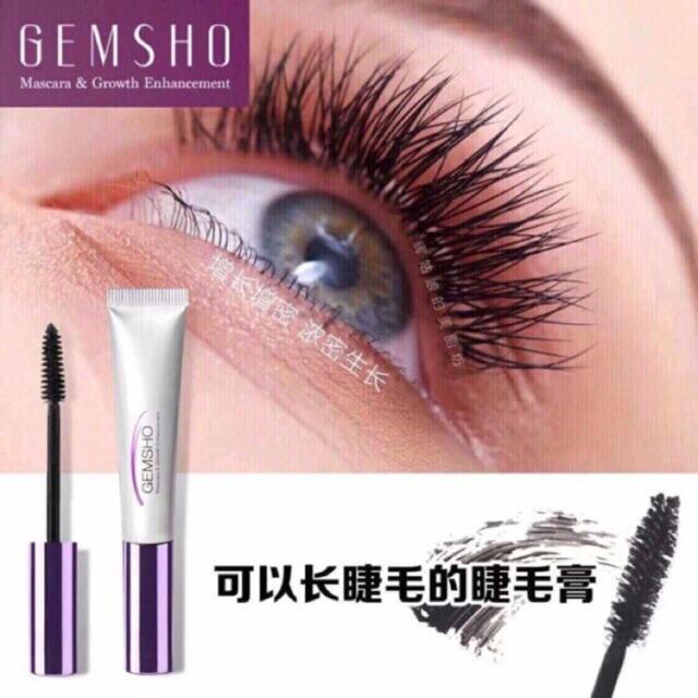 3gemsho Eyelash Enhancing Mascara6g Shopee Malaysia