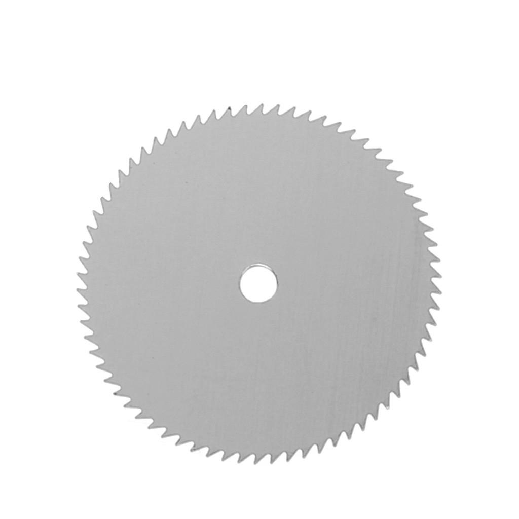 2 x Rod Rotary Cutting Tool 10 x 25mm Wood cutting circular Saw Blade Disc