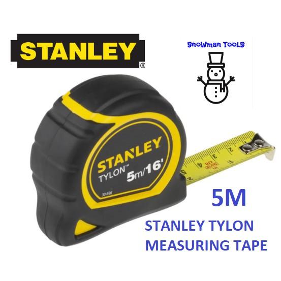 5M 8M STANLEY TYLON MEASURING TAPE TAPES 30696-8 30656-8 RULER RULE MEASURE MEASUREMENT