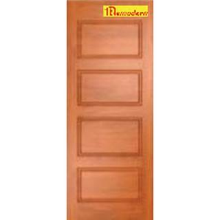 Rr4 Solid Mix Door Pintu Kayu