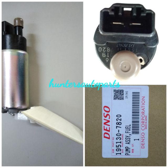 Denso Fuel Pump for Proton Wira