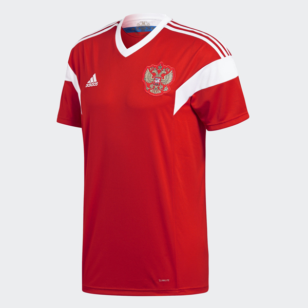 Russia Men Home World Cup 2018 Fans Issue Jersey