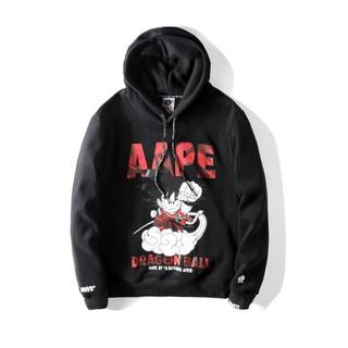 A Bathing Pac-Man Mosaic Ape BAPE Hoodie Pullover Drawstring Hooded Sweat jacket