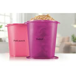 Tupperware Deco Canister 11L