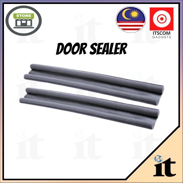 Door Seal Draft Stopper Blocker Window Glass Weather Insulator Seal Strip - READY STOCK   JOHOR