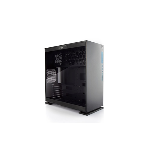 {IW-303-B/IW-303-W} IN WIN 303 Mid Tower (Black/White)