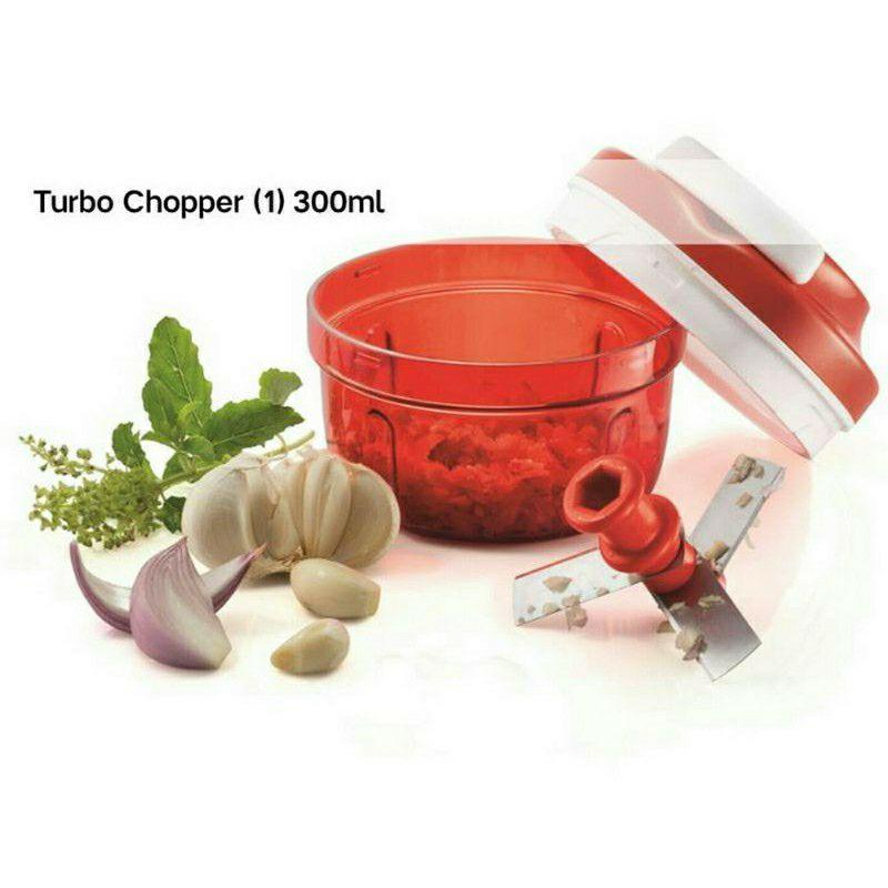 Tupperware Turbo Chopper 300ml