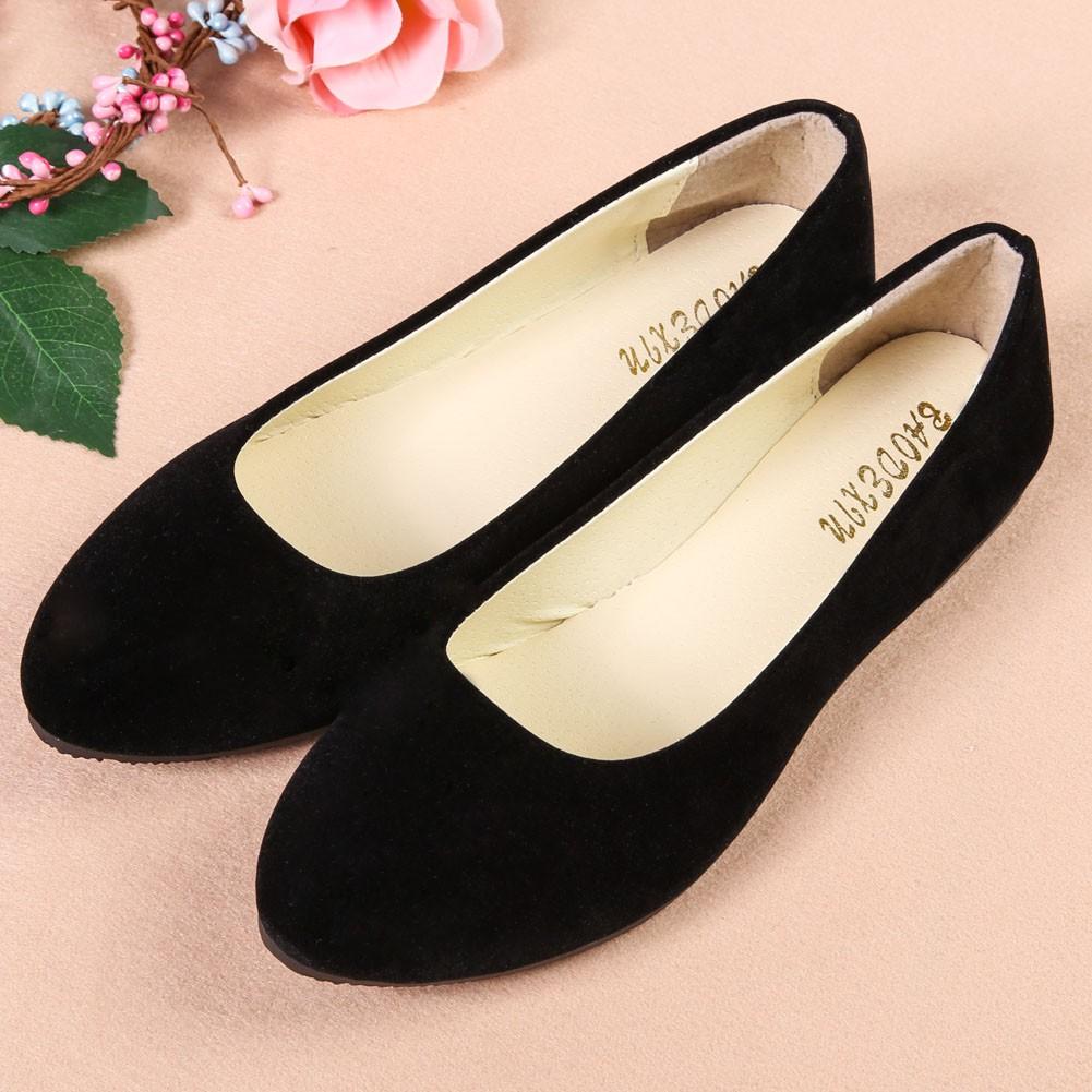 Flat Shoes Shopee
