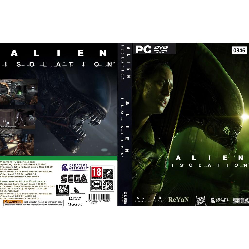 (PC) Alien Isolation