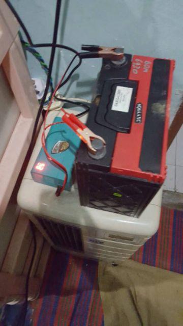 Car Battery Charger Pengecas Bateri