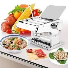 Maker Machine Stainless Steel Manual Noodle Pasta With Two Blade