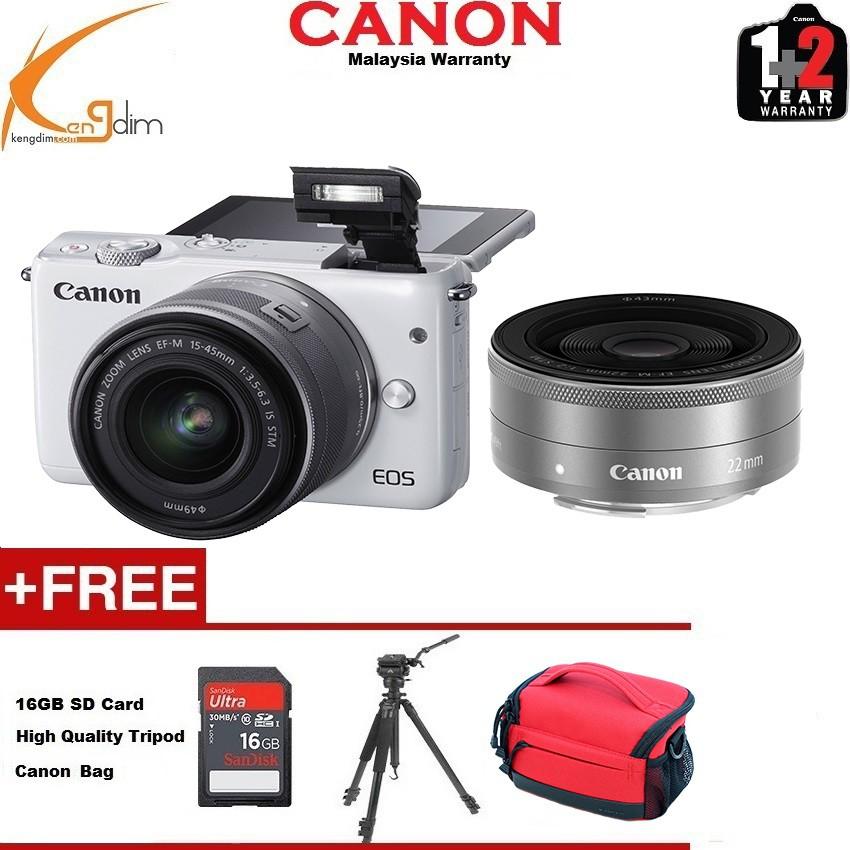 Firewood Godric Silicone Canon EOS M10 Silikon Case / Sarung Silicon Kamera | Shopee Malaysia