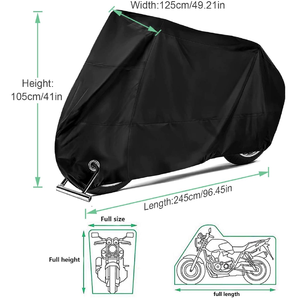 Black 2pcs Motorcycle Helmet Bag Welding Mask Hood Storage carrying Bag for Riding Bicycle Sports Universal Tool Made of Nylon Cloth with Locking Drawstring