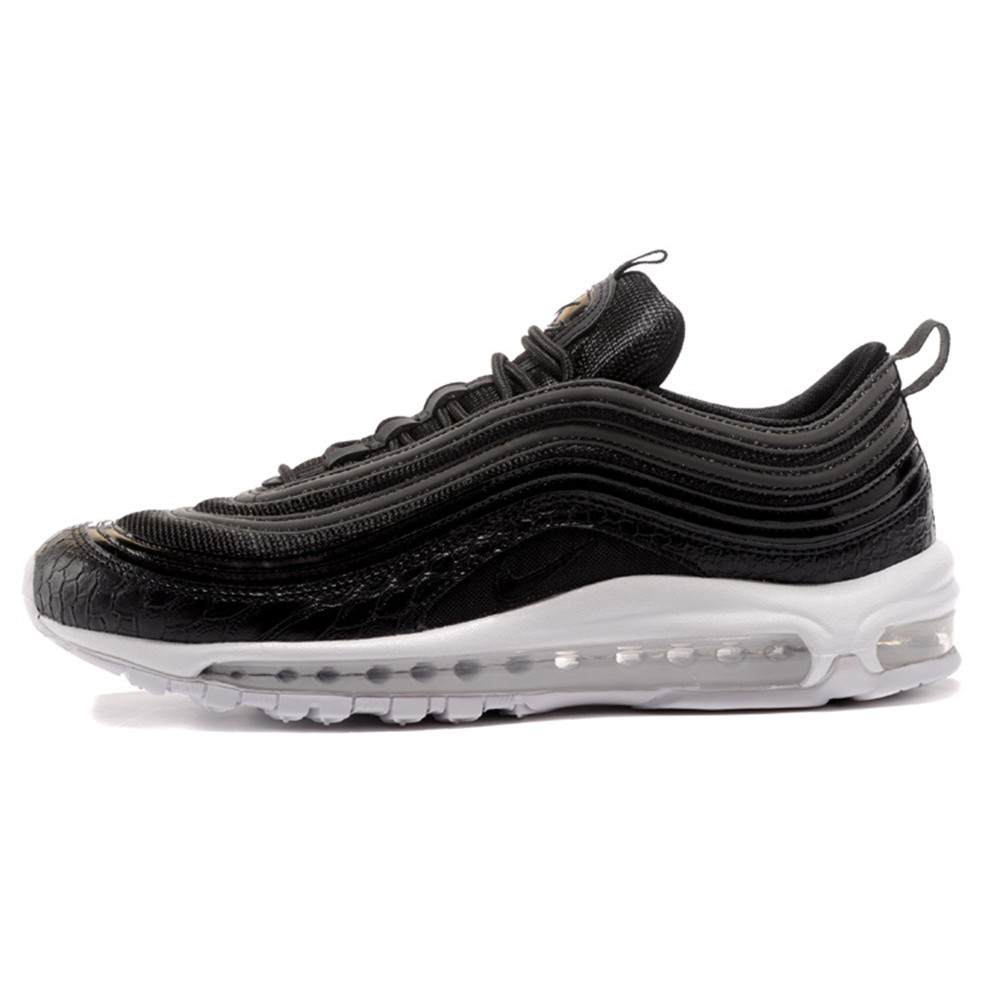 Original NIKE Air Max 97 UL male sports running shoes kasual fashion sneakers black