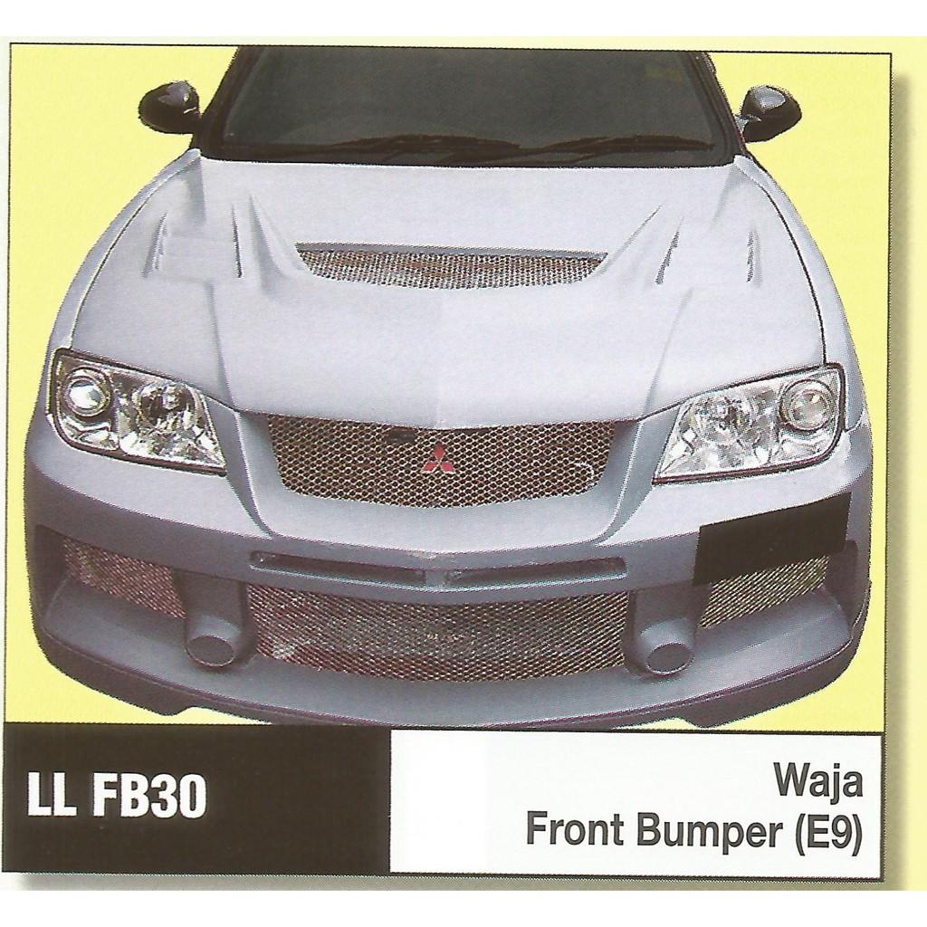 Proton Waja Front Bumper [FRP]