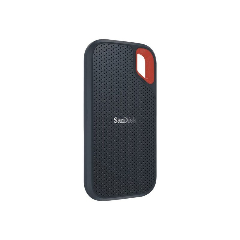 Sandisk 1TB Extreme Portable High Speed Transfers Photos Videos 550MB/s SDSSDE60