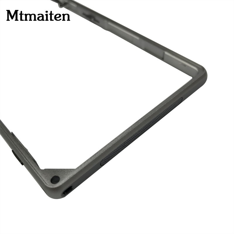 Metal Middle Frame Bezel Housing Replacement for Sony Xperia Z1 L39h