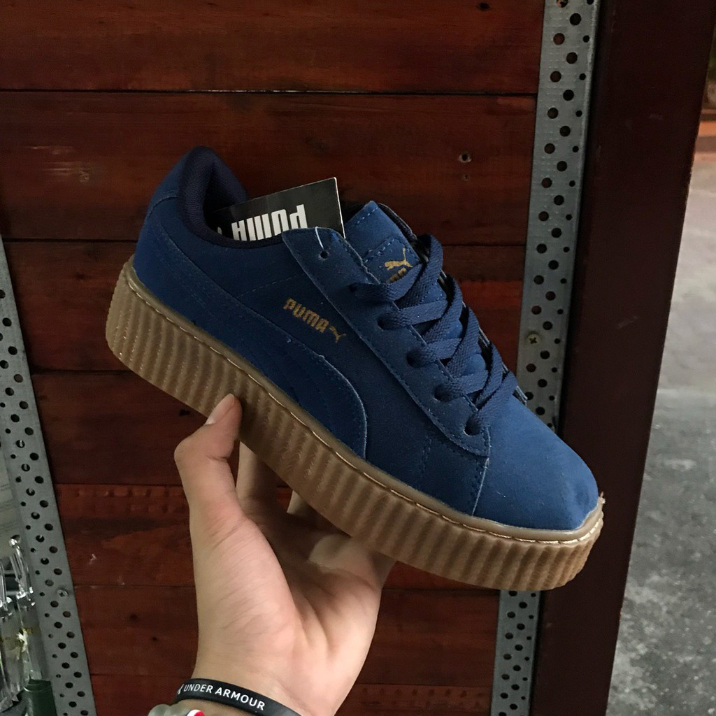 save off 222a7 9fa0b puma creeper