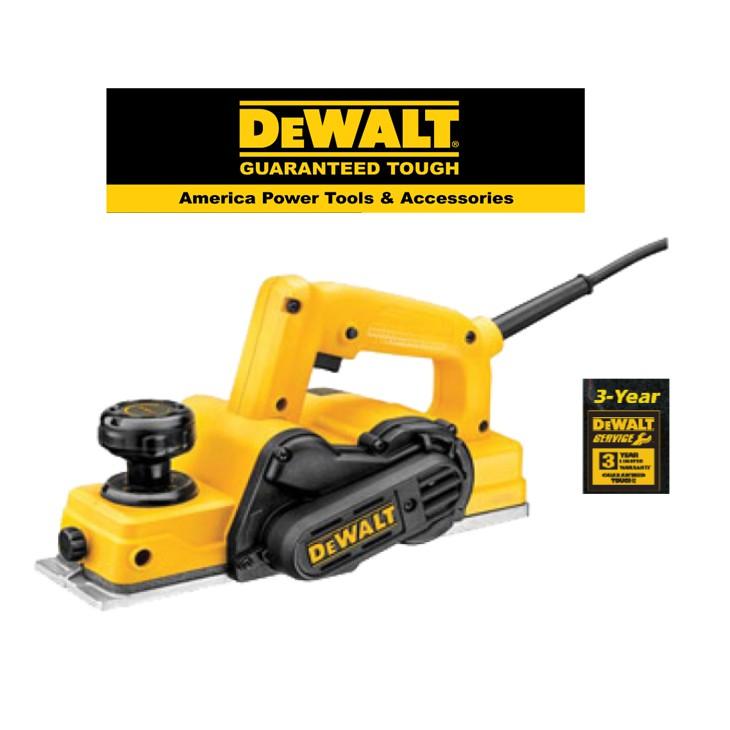 DEWALT D26676 - 82MM PORTABLE PLANER 550W