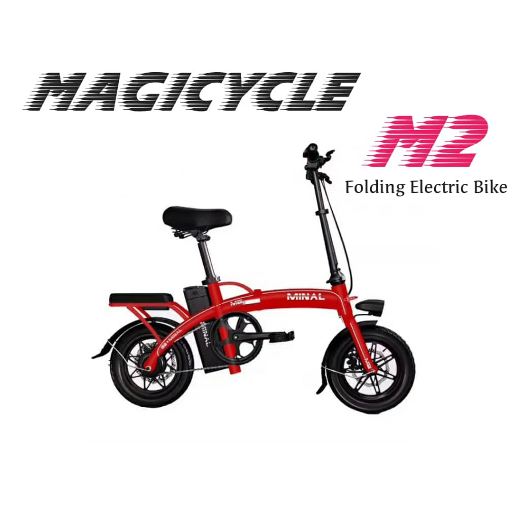 Pre Order Promotion Foldable Electric Bicycle 48v Minal M2 Shopee Malaysia