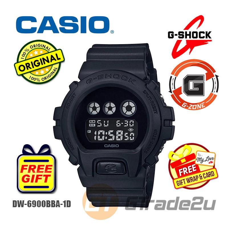 0c76cad02 CASIO G-SHOCK DW-5600BBN-1D Digital Watch | Shopee Malaysia
