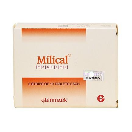 Milical 30\'s (Calcium + Vitamin D3) 30\'s Exp:09/2020