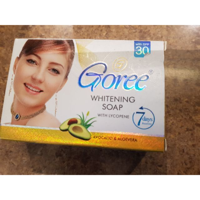 Goree Whitening Soap Ready Stock in Malaysia