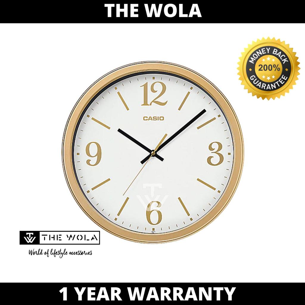 Casio Wall Clocks IQ-71-9DF