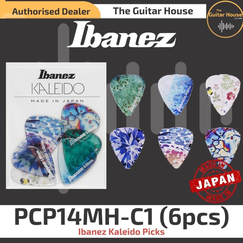 Ibanez KALEIDO Series Picks 6 Pack 0.88mm
