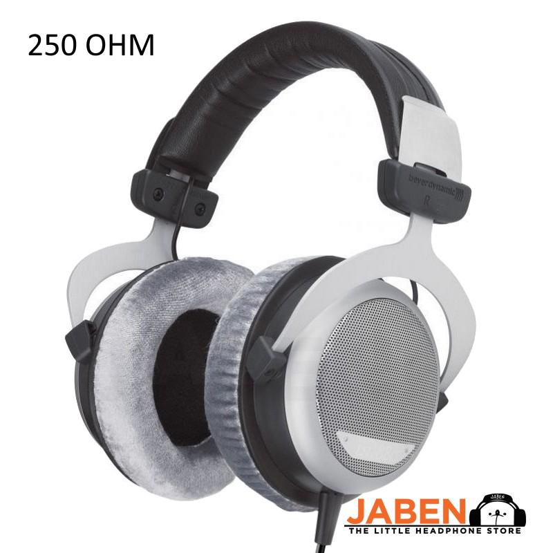 beyerdynamic DT 880 Edition Premium Comfortable Semi Open Over-Ear Headphones [Jaben]