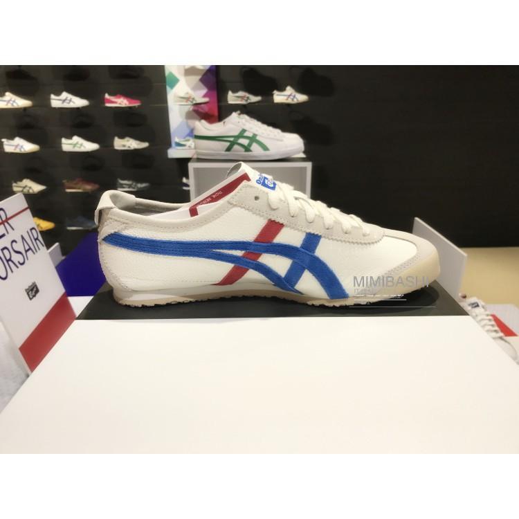 wholesale dealer 03e47 c7bc5 original ASICS Onitsuka Tiger MEXICO 66 Men Women Cortez Shoes Unisex  Casual Sho