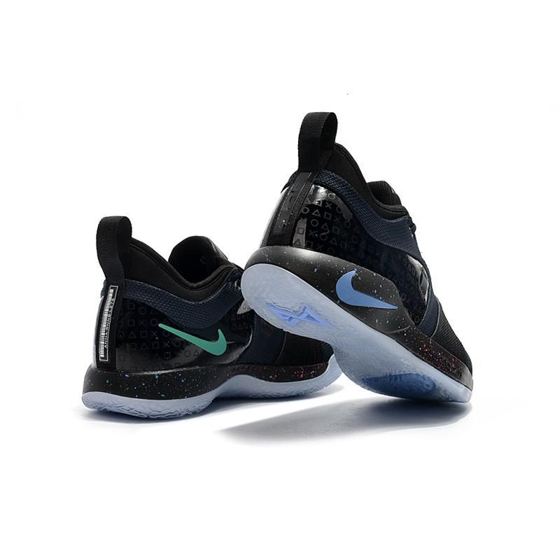 brand new b0963 92f4c price review Nike paul George PG2 EP Paul George 2nd generation Black sneak
