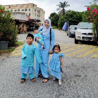 Baju Melayu Baby 6 Bulan 2 Tahun Merah Kelabu Hijau Kuning Hitam Turquoise Kelabu Shopee Malaysia