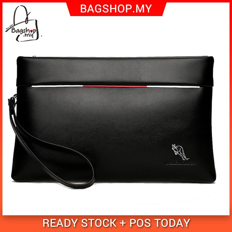 f3d209c556b9 Ready stock 铆钉老佛爷手拿包Fendi clutch bag