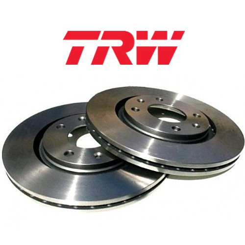 TRW Disc Rotor Front for Honda City T9A Jazz T5A (1 Pairs)