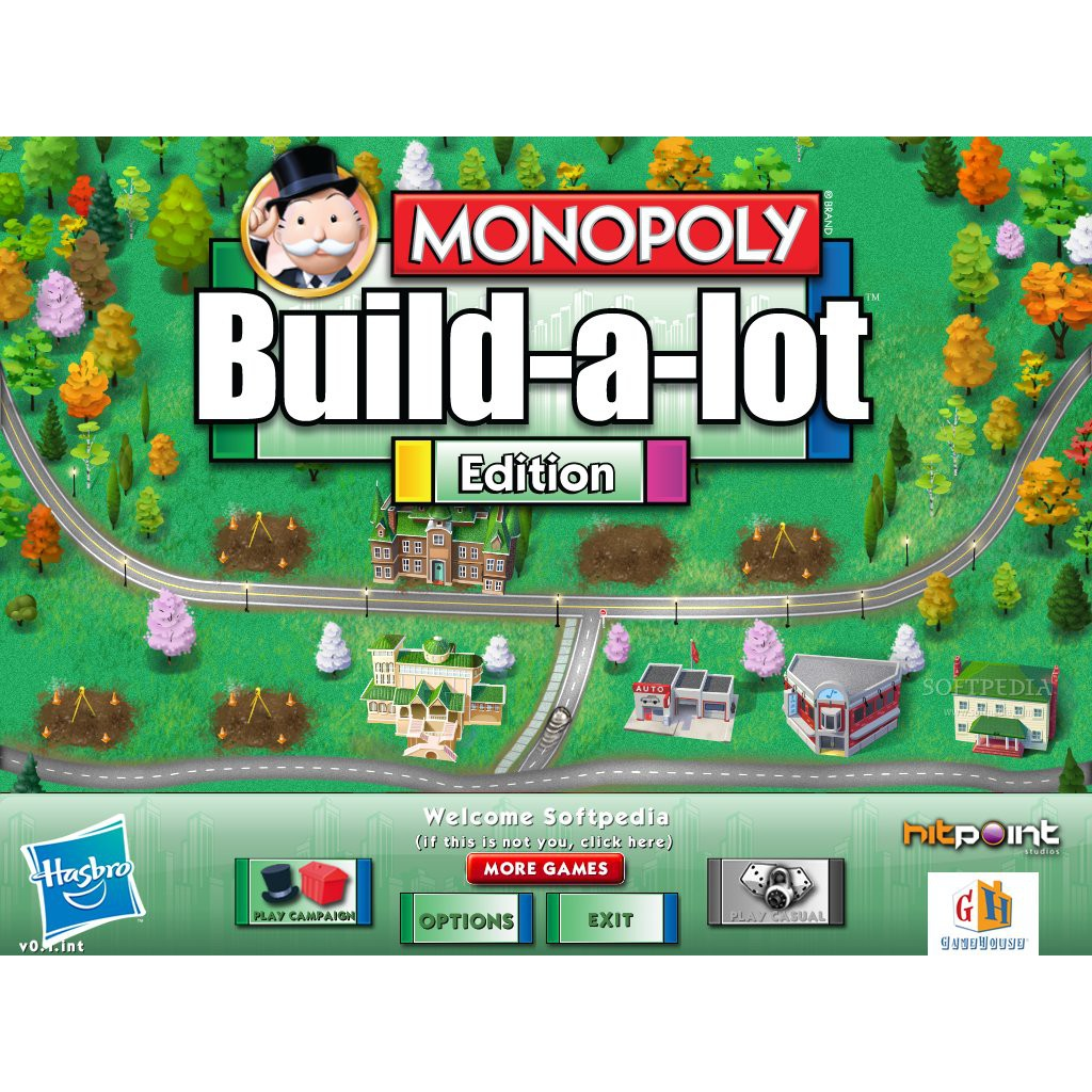 💖{ Digital Download } Monopoly Pack 4-in-1 (Bundle) Games Complete Pack for Kids & Children { Windows PC Only }💖
