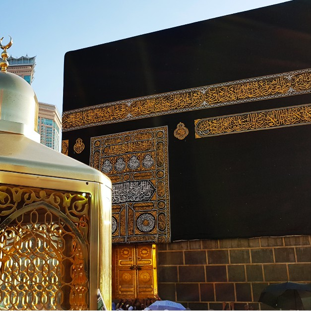 dinding kaabah