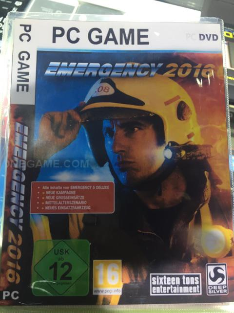 Emergency 2016 Offline with DVD - PC Games | Shopee Malaysia