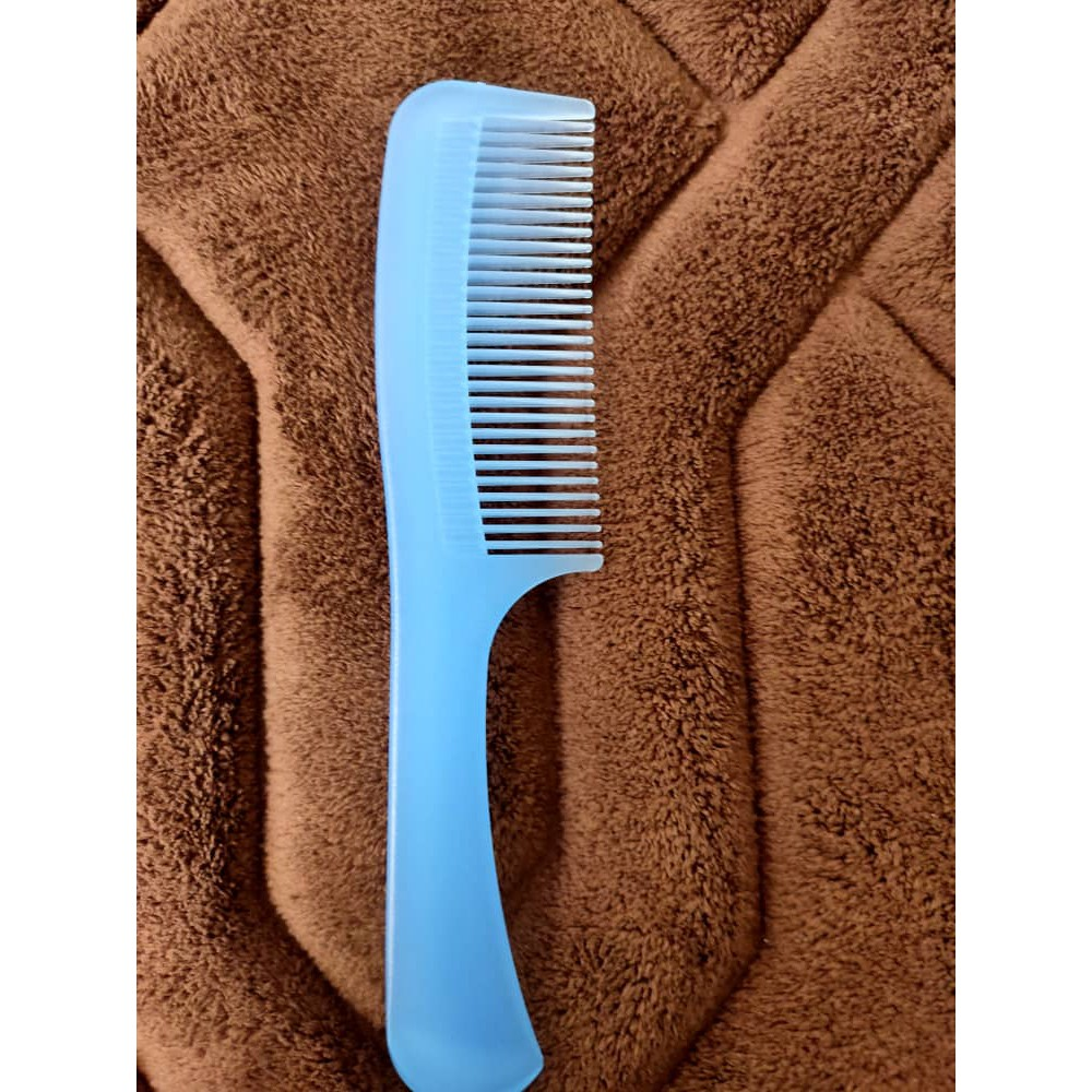 Sikat Rambut Plastik Kualiti Tinggi 100%