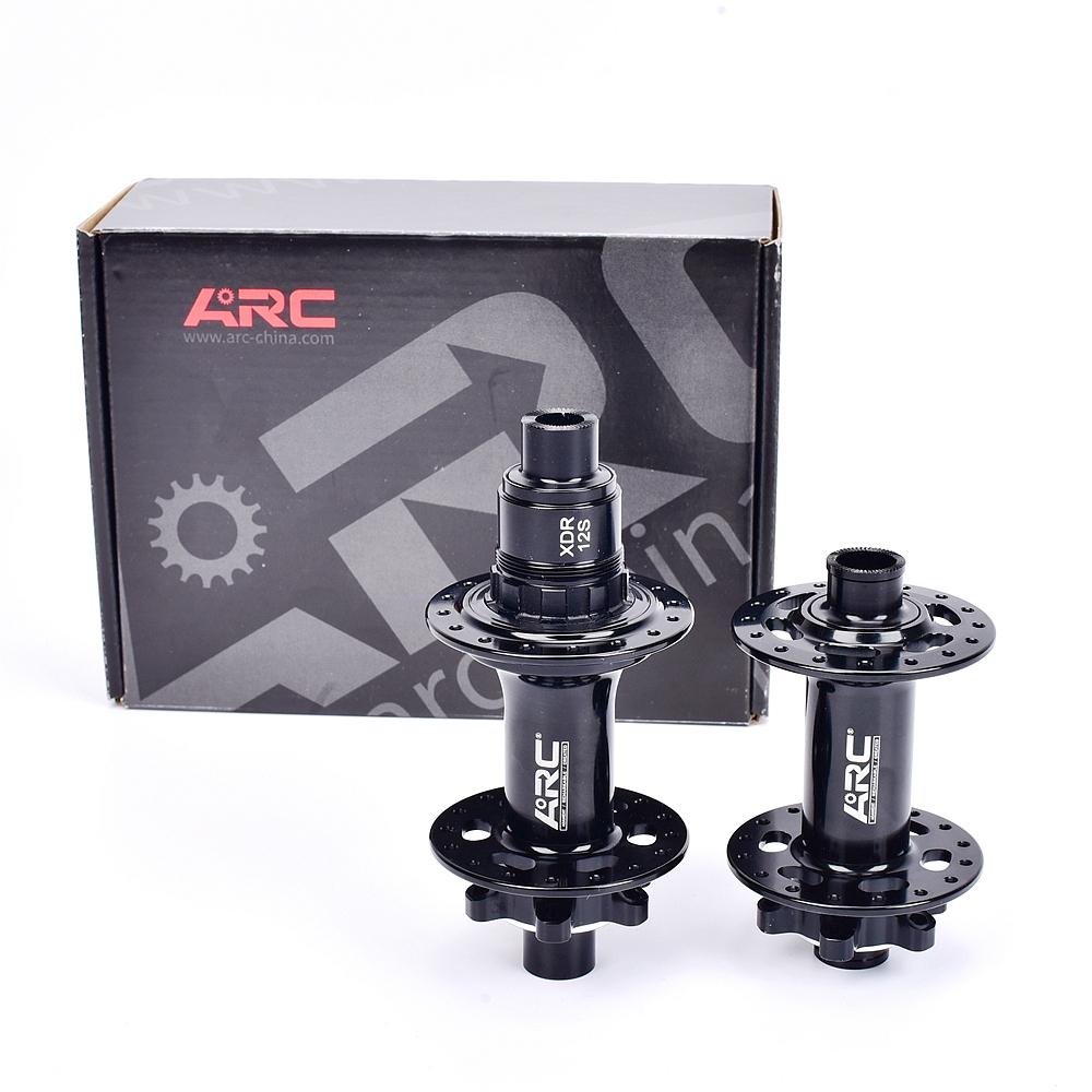 ARC MT009 Bicycle hub BOOST 148*12 110*15MM DEORE XT M8100 M7100 M6100 hub 12S
