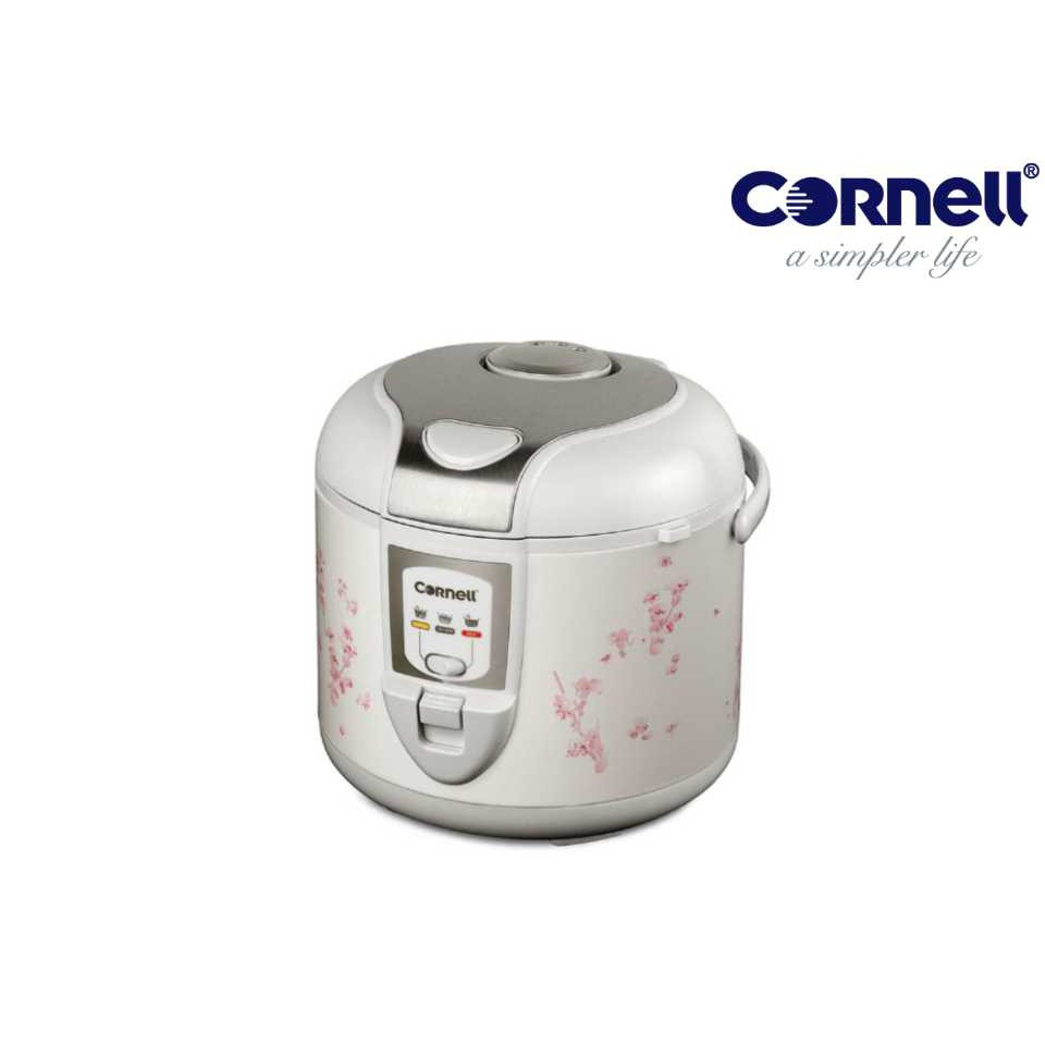 Cornell Pressure Cooker Free Stainless Steel Steam Rack Cpc E60c Philips Hd2136 Shopee Malaysia