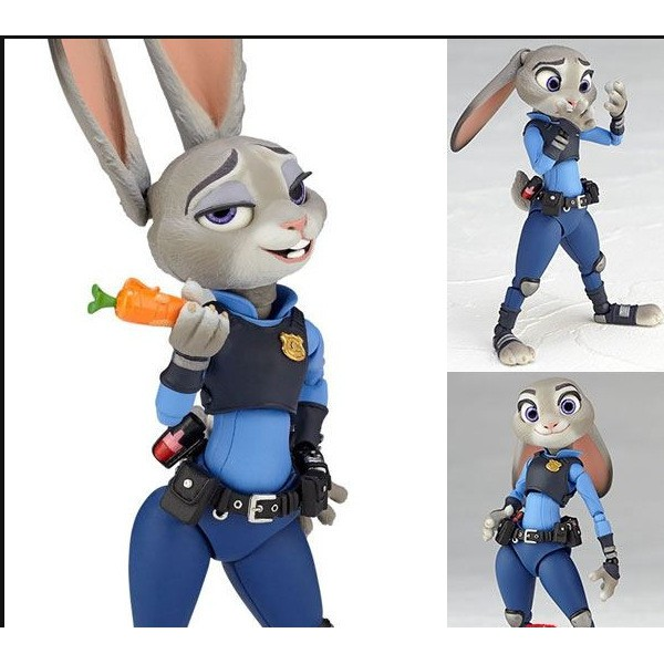 Action & Toy Figures Toy Shop Super Popular Film And Television Animation Surrounding Model Toy X Police 46cm Joint Movable Ornaments Hand Gifts