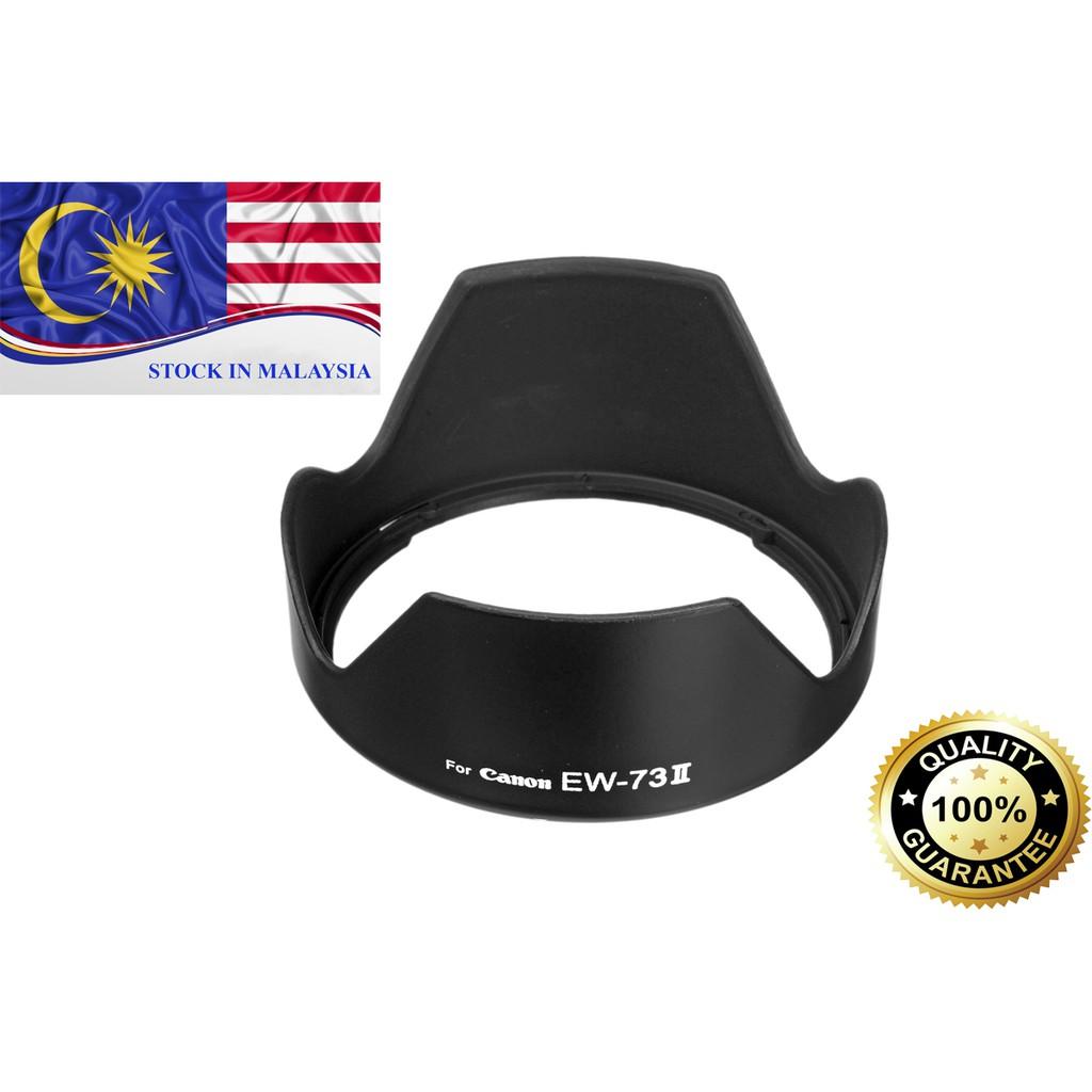 EW-73II Lens Hood For Canon EF 24-85 3.5-4.5 USM (Ready Stock In Malaysia)