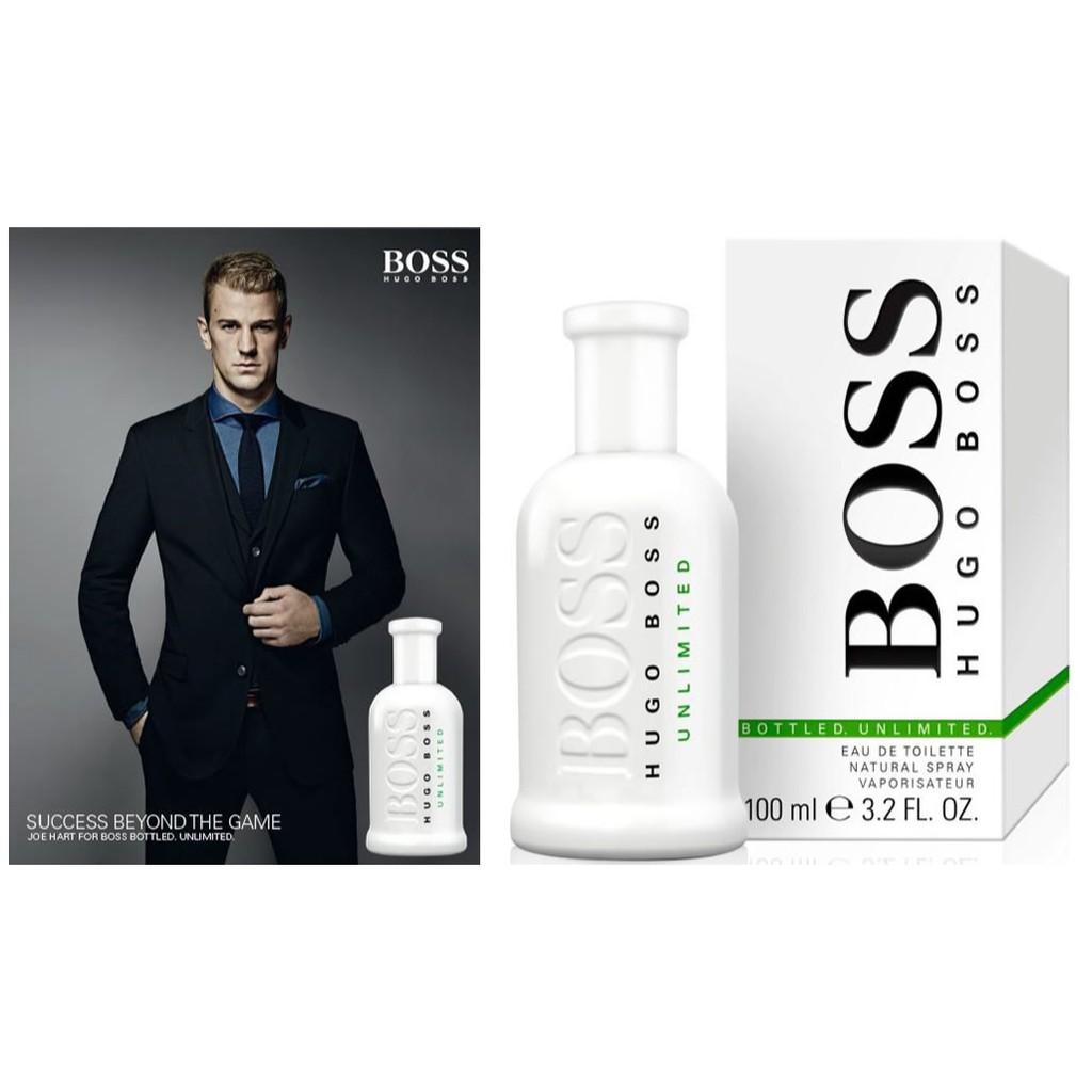 hugo boss perfume unlimited