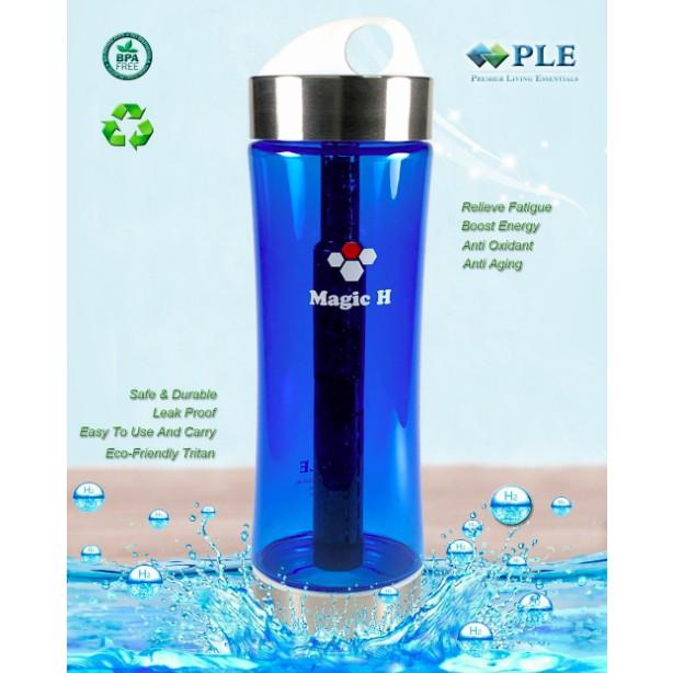 0ca2aca4f0c4 Hydrogen Alkaline Water Bottle Mineral Filter Water Bottle 500ml