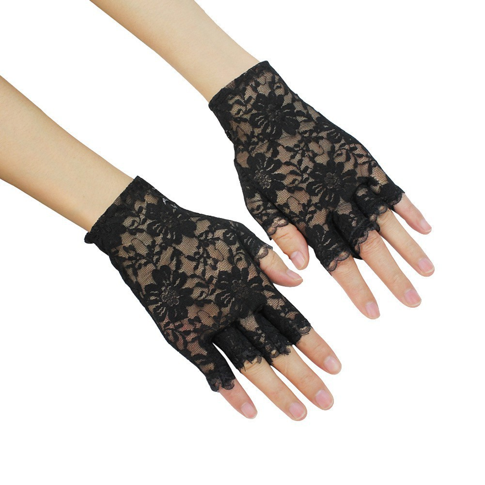 Symbol Of The Brand 1pair Skeleton Gloves Skull Bone Long Arm Warmer Sleeve Gloves Halloween Costume Accessory Latest Technology Apparel Accessories